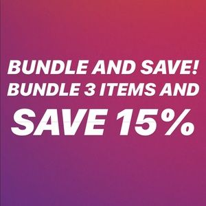 Accessories - Bundle and save!
